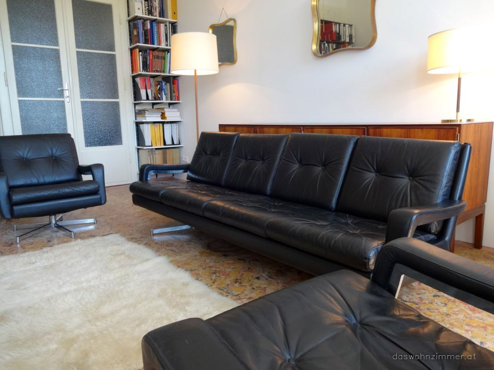 Sitzgruppe dieter knoll for Sofa 80 tief